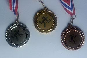 RPO medaljer
