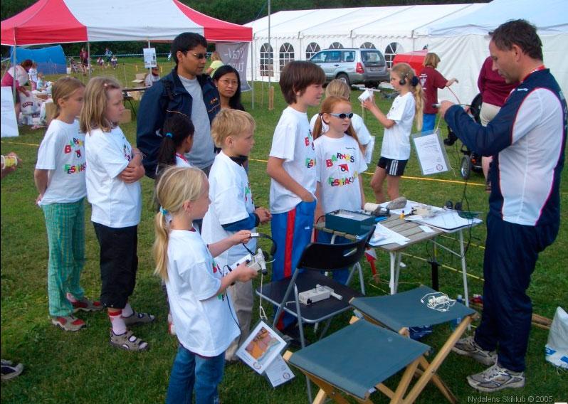 Norge må satse på rekruttering av ungdom frem mot EM 2016. Her fra O-festivalen 2005. Foto: Nydalen Skiklub