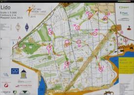 Sprintposter med GPS sport - Jon