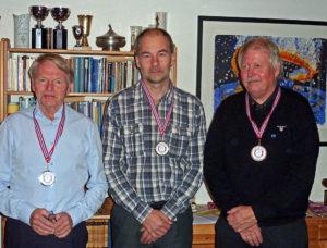 fh. Knut, Jon og Steinar